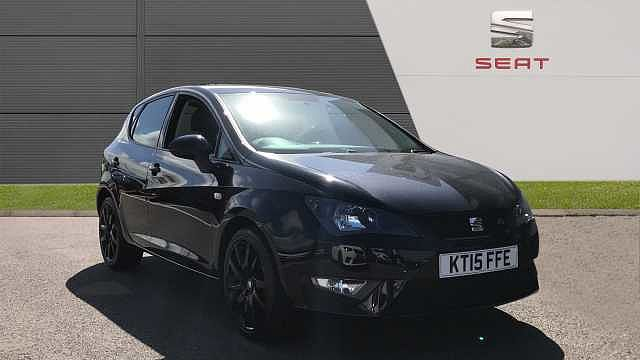 SEAT Ibiza 1.2 TSI FR BLACK 5-Door