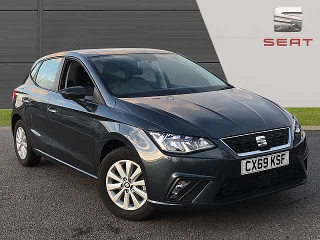 SEAT Ibiza 1.6TDI (95ps) SE 5-Door